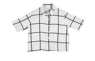 shirt grid button up blouse button up