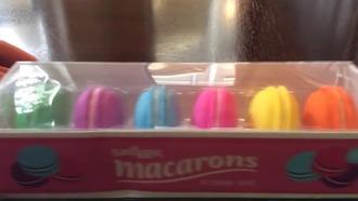 home accessory food macarons