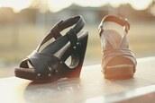 high heels,sandals,black shoes,shoes