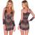 Danielle Sheer Dress