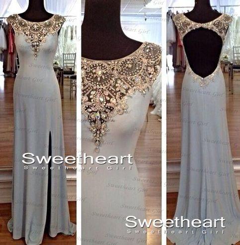 Prom Dresses Nj - In White Dress