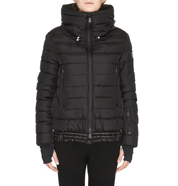 MONCLER GRENOBLE jacket down jacket black