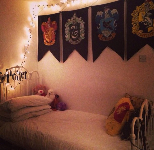 home accessory harry potter bedroom