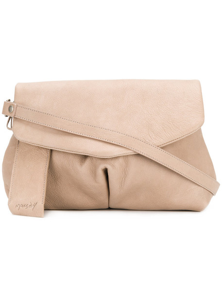 Marsèll women bag crossbody bag leather nude