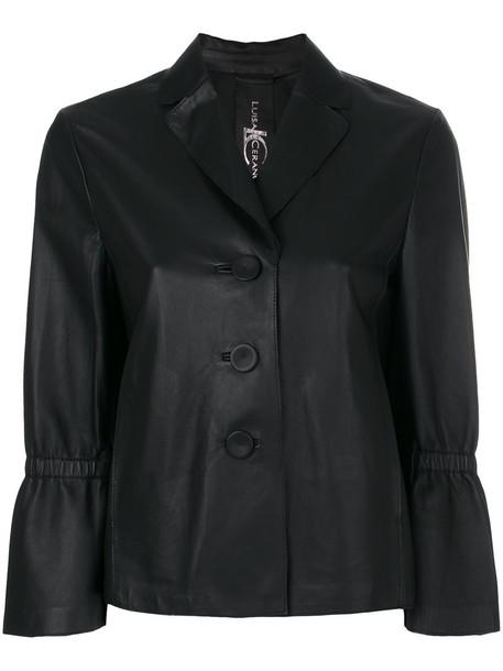 Luisa Cerano jacket women black