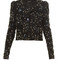 Felipe embellished collarless jacket