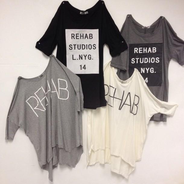 shirt rehab