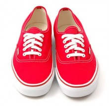 91962e0a88 Vans Classic Era - Red - KIKS World