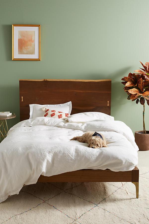 Prana Live-Edge Bed
