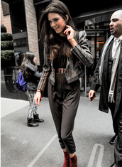 jacket,edgy,quilted,hot,kendall jenner