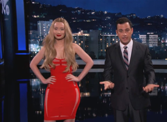 red dress drees iggy azalea
