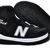 Men's new balance A19PB warm-up Black White Shoes