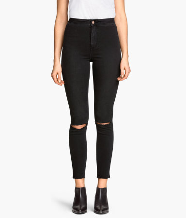 Skinny High Ankle Jeans $19.95