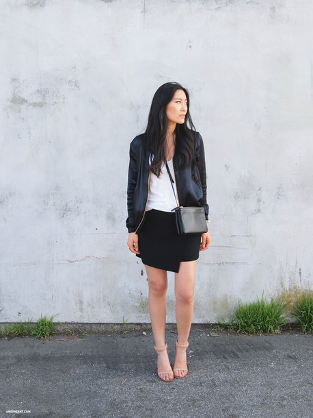 andy heart skirt jacket t-shirt shoes jewels bag