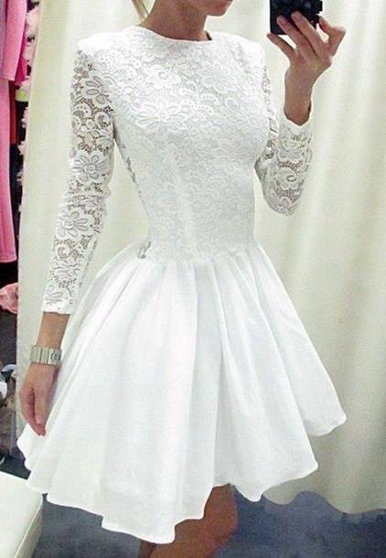 dress lace lace dress white dress white white beautiful want pretty  backless lace dress long sleeve 1024fbd2c