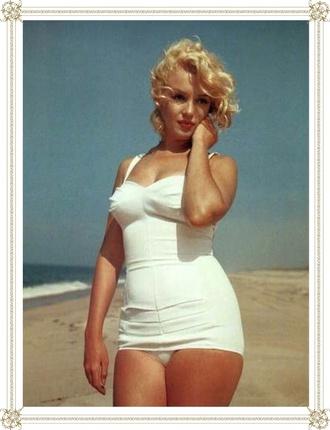 swimwear marilyn monroe