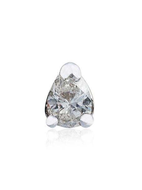 Yvonne Léon triangle women gold white jewels