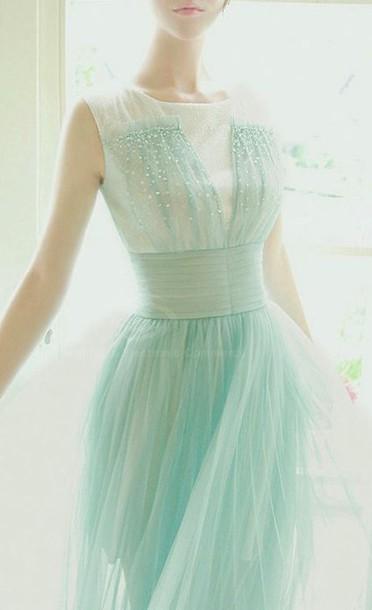 dress wedding dress mint mint dress pinterest blue dress