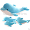 Online shop 40cm high-quality goods dolphins pillow doll plush toys dolphins doll present lovers|aliexpress mobile