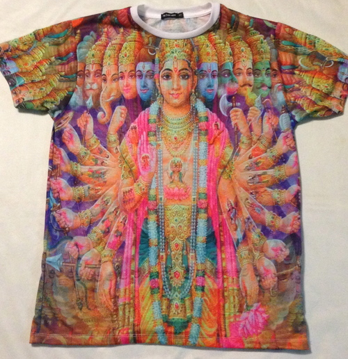 Pre-Order Hinduism Tee — Fly Federation