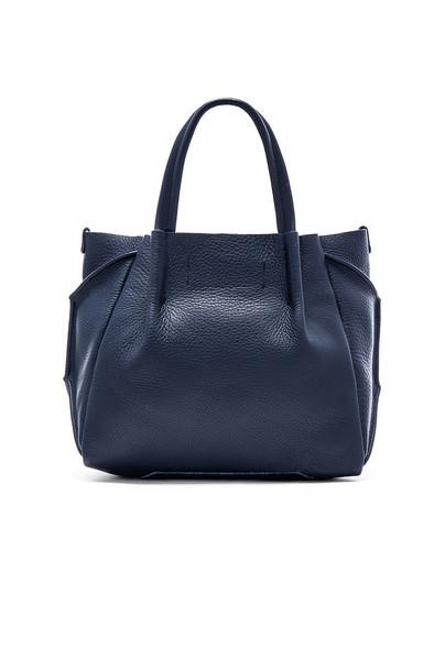 Oliveve bag tote bag navy
