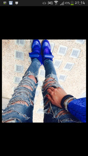 jacket,bleu,royal blue,snakeskin blazer