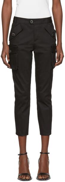 Dsquared2 black pants