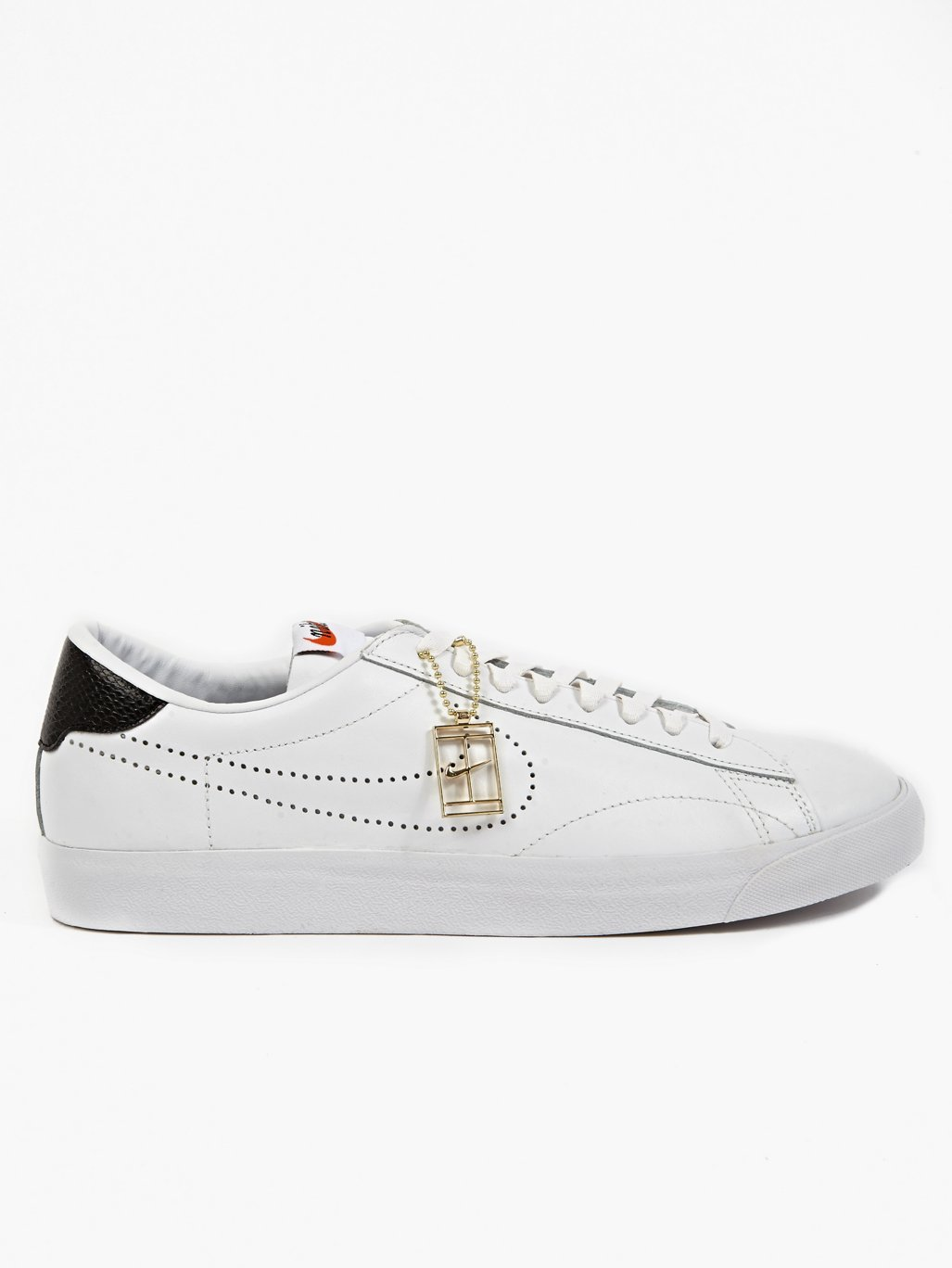 Nike X Fragment White Tennis Classic SP Sneakers