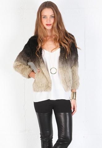 jacket fur