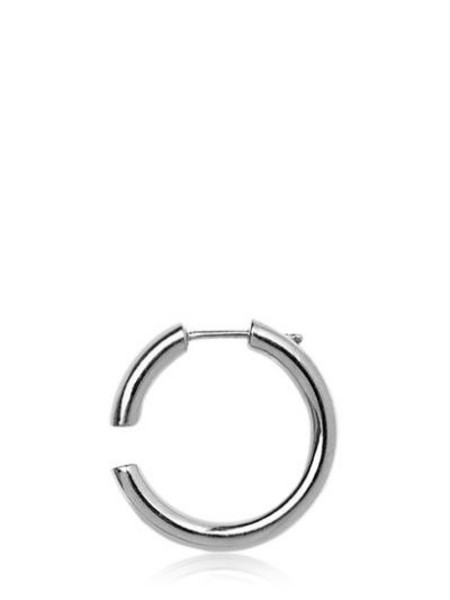 MARIA BLACK Disrupted 22 Mono Earring in silver