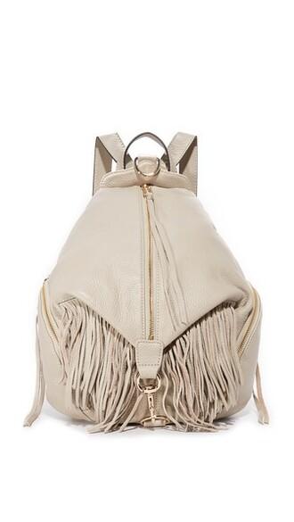 backpack khaki bag