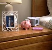 jewels,dorm room,rachel berry,glee,bag,home decor