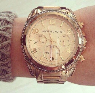 jewels gold watch michael kors watch michael kors diamonds