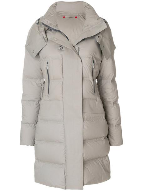coat long women grey