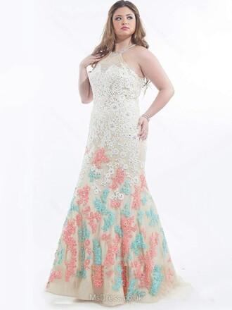 dress plus size prom dress prom dress floor-length new arrival plus size prom dresses uk little mermaid