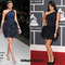 Runway to 2010 grammy awards – lea michele in romona keveza - red carpet fashion awards