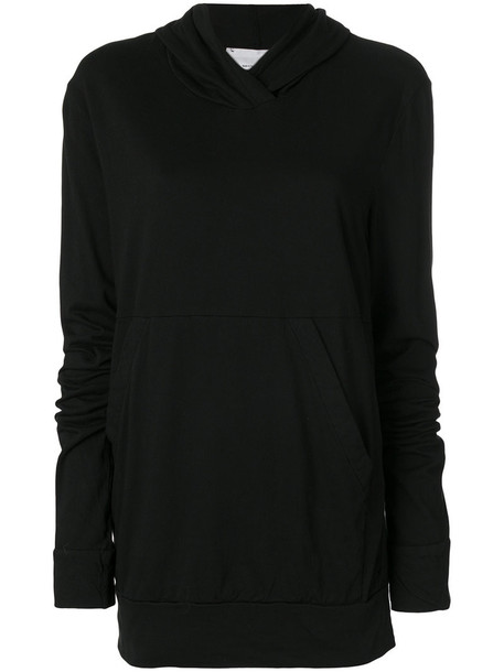 Lost & Found Rooms hoodie women cotton black sweater