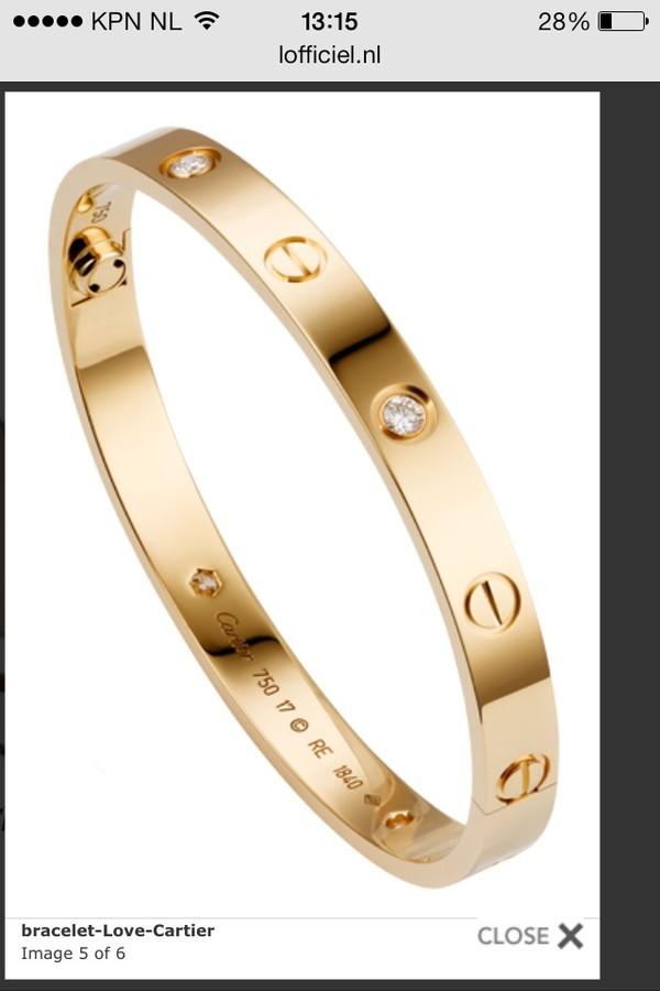 jewels gold bracelat