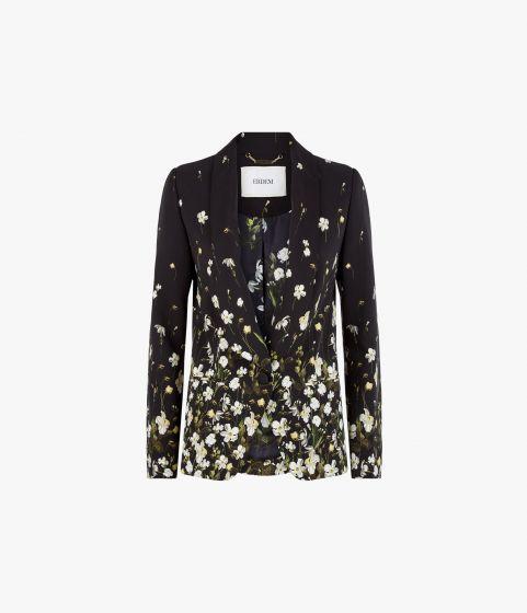 Apti Jacket Daffodil Ditsy