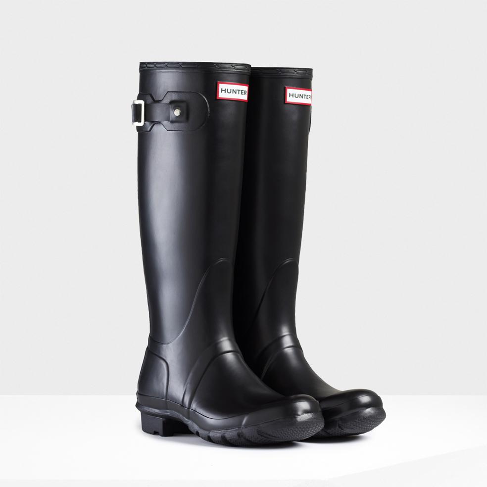 Tall Rain Boots - Cr Boot