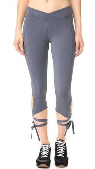 leggings dark grey pants
