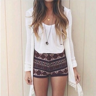 shorts fashion