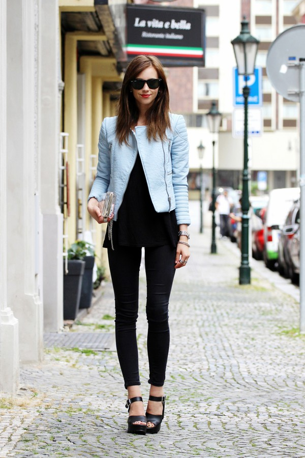 vogue haus top jeans jacket shoes bag sunglasses jewels