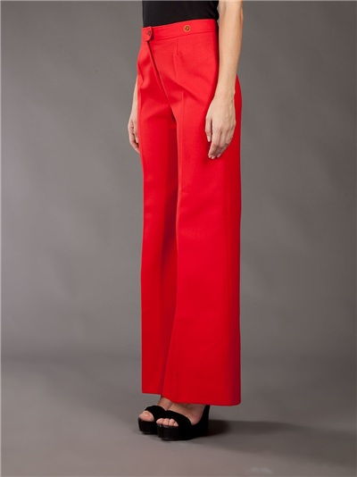 Paco Rabanne Vintage Flared Trousers - A.n.g.e.l.o Vintage - Farfetch.com
