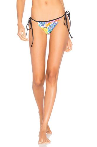 bikini blue swimwear
