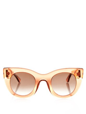 sunglasses light pink light pink