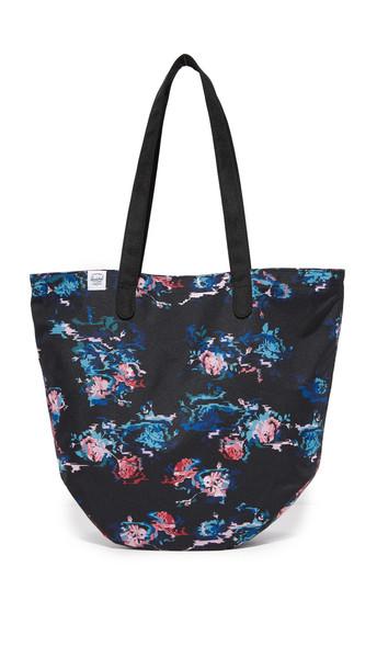 Herschel Supply Co. Herschel Supply Co. Auden Tote - Floral Blur/Black