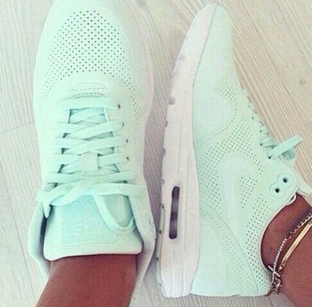shoes socks nike running shoes nike air nike shoes nike blue jacket jeans mintgreen nike air max aqua sneakers nike