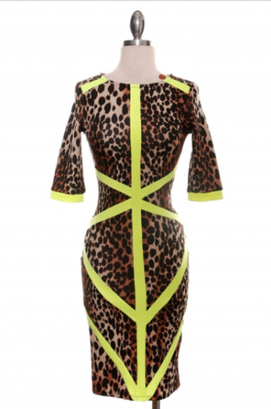 dress fashion shopping boutique online neon