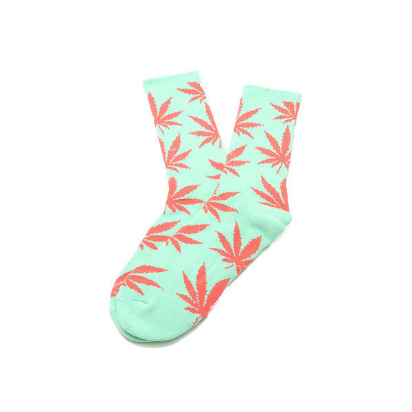 MINT WEED SOCK – HolyPink